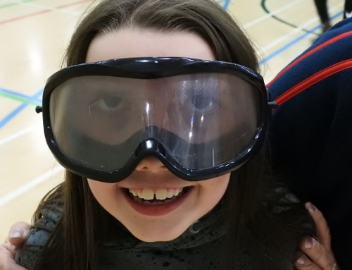 Young Carers, Googles and Spacehoppers!
